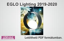 Ideaa Eglo katalogus 2019
